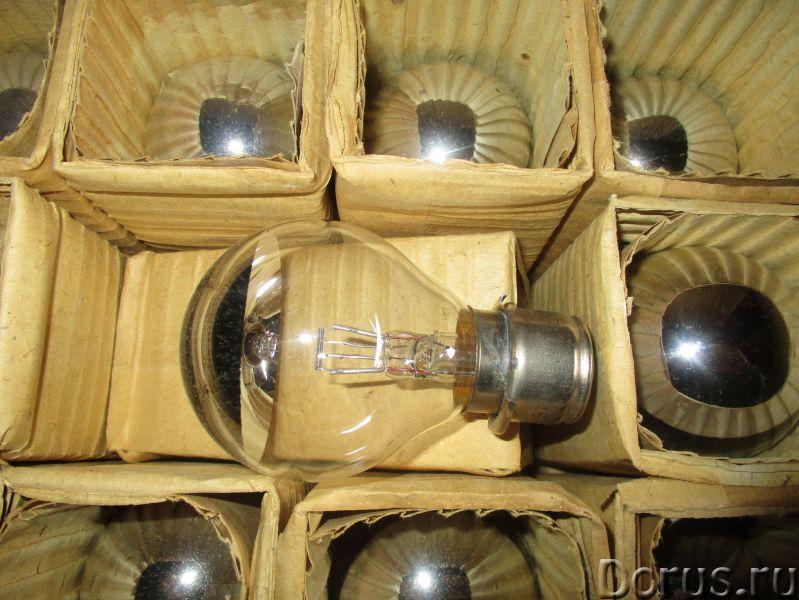 Лампа зеркальная ПЖЗ 27В Х 110Вт для прожекторов - Запчасти и аксессуары - Лампа зеркальная ПЖЗ 27В..., фото 2