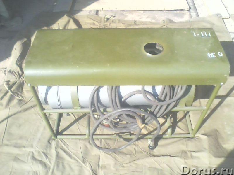 Отопительно-вентиляционная установка ОВ-95 - Запчасти и аксессуары - Отопительно-вентиляционная уста..., фото 2