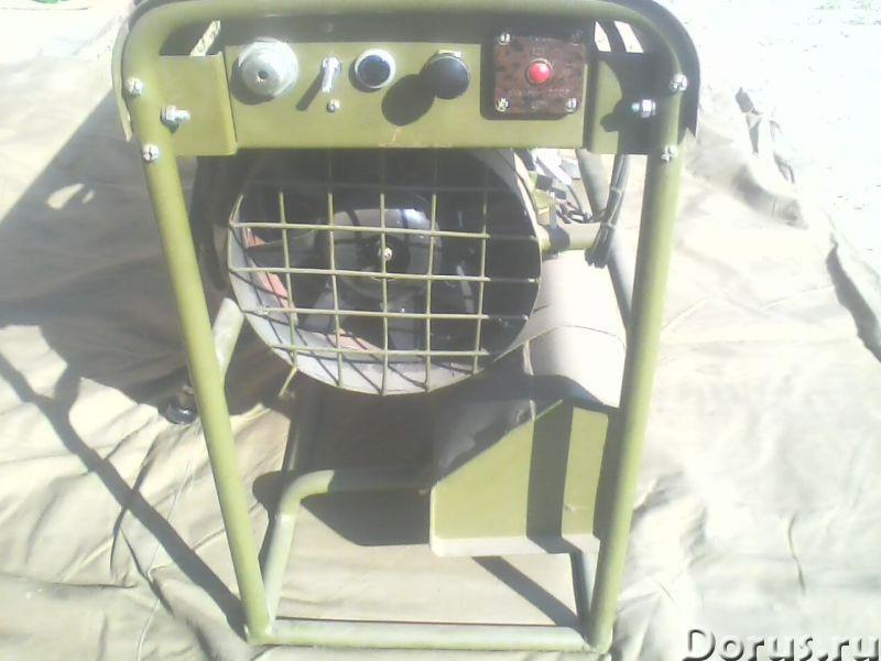 Отопительно-вентиляционная установка ОВ-95 - Запчасти и аксессуары - Отопительно-вентиляционная уста..., фото 3